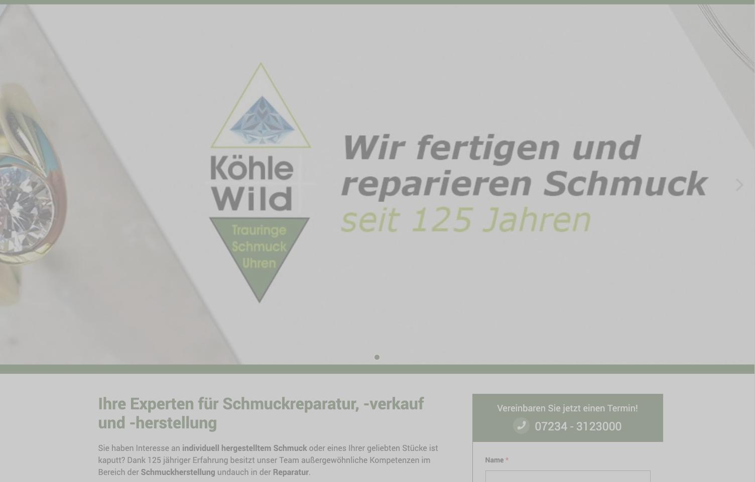 Köhle & Wild