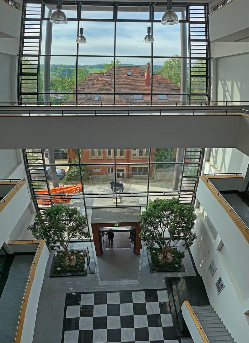 Innotec Gebäude – Bürositz NewMediamix Pforzheim
